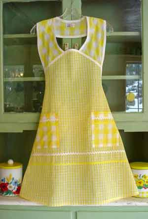 1940 in Yellow gingham