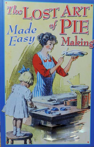 Make the best pies